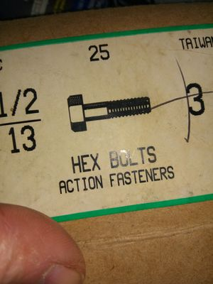 ASSORTED BOLTS,SCREWS,AND WASHERS for Sale in Puyallup, WA