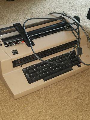 Vintage Typewriter for Sale in Fairfax, VA