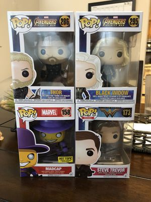 Marvel Funko Pop lot for Sale in Los Angeles, CA