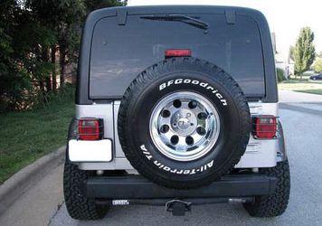 2003 Jeep Wrangler Tomb Raider Thumbnail