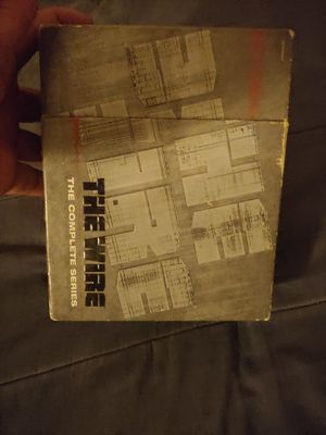 The complete season of The Wire great condition for Sale in Washington, DC