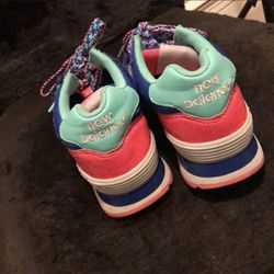 New Balance Color Block Sneakers Thumbnail