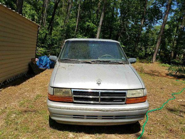 92 Dodge Grand Caravan