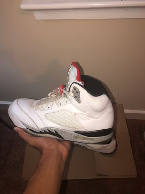 Size 12 Cement fives Lowball price Comes boxed up! Negotiations available for Sale in Washington, DC