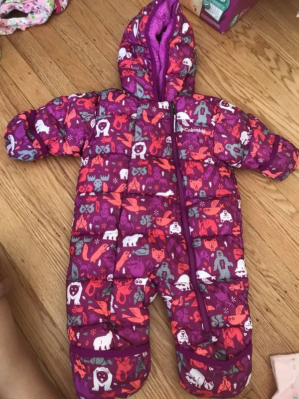 9ada3a8bd Columbia 3-6 month snowsuit for Sale in Seattle