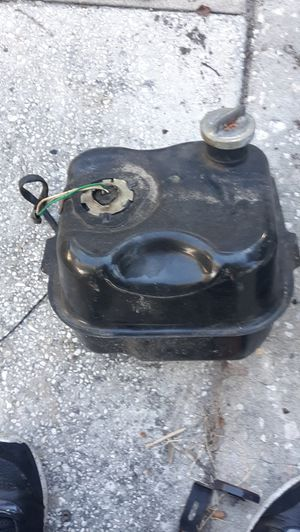 Scooter tank for Sale in Tampa, FL