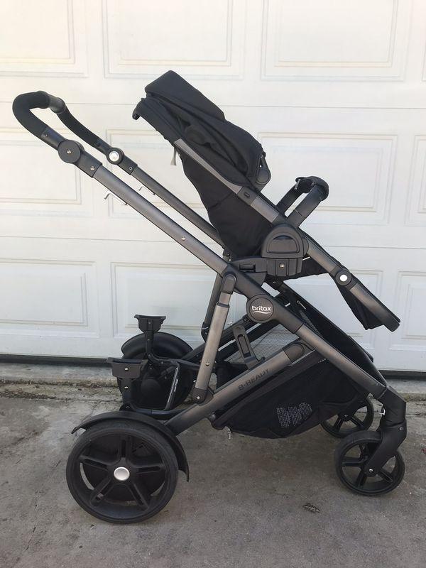 Britax B Ready Double Stroller For Sale In Wimberley Tx Offerup