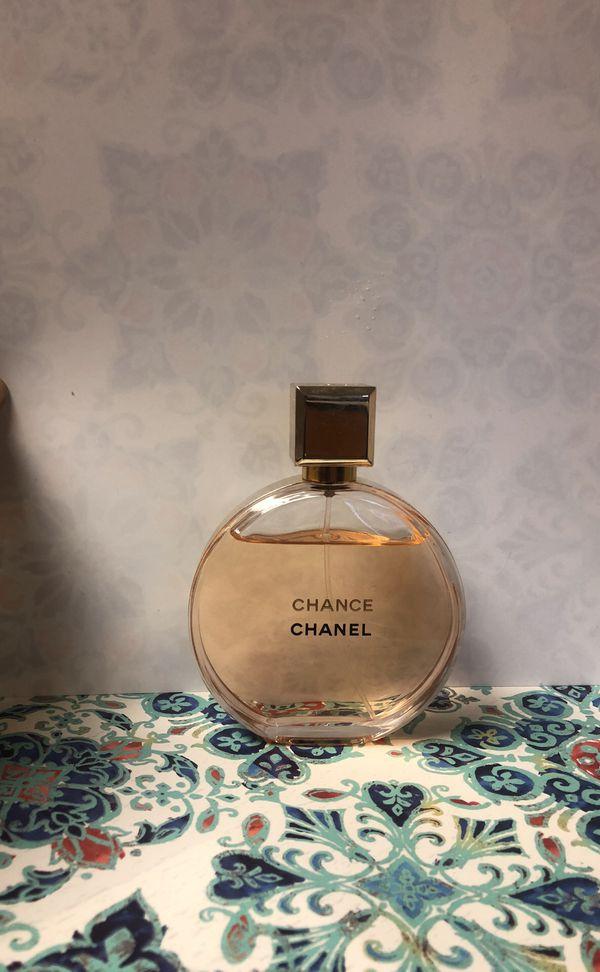 Chanel Chance Eau De Parfum 34 Oz Less Then A Year Old For Sale In