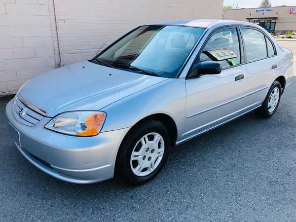 2001 Honda Civic Lx One Owner For Sale In Kent Wa Offerup