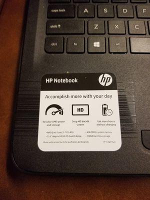 HP notebook for Sale in Falls Church, VA