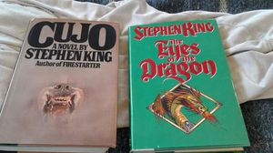 Cujo by Stephen King original and the eyes of the Dragon for Sale in San Francisco, CA