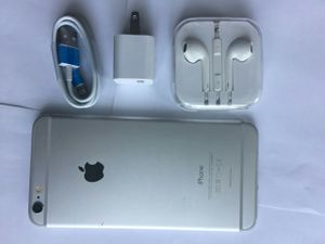 IPhone 6, 64GB, Factory unlocked, Excellent condition for Sale in VA, US