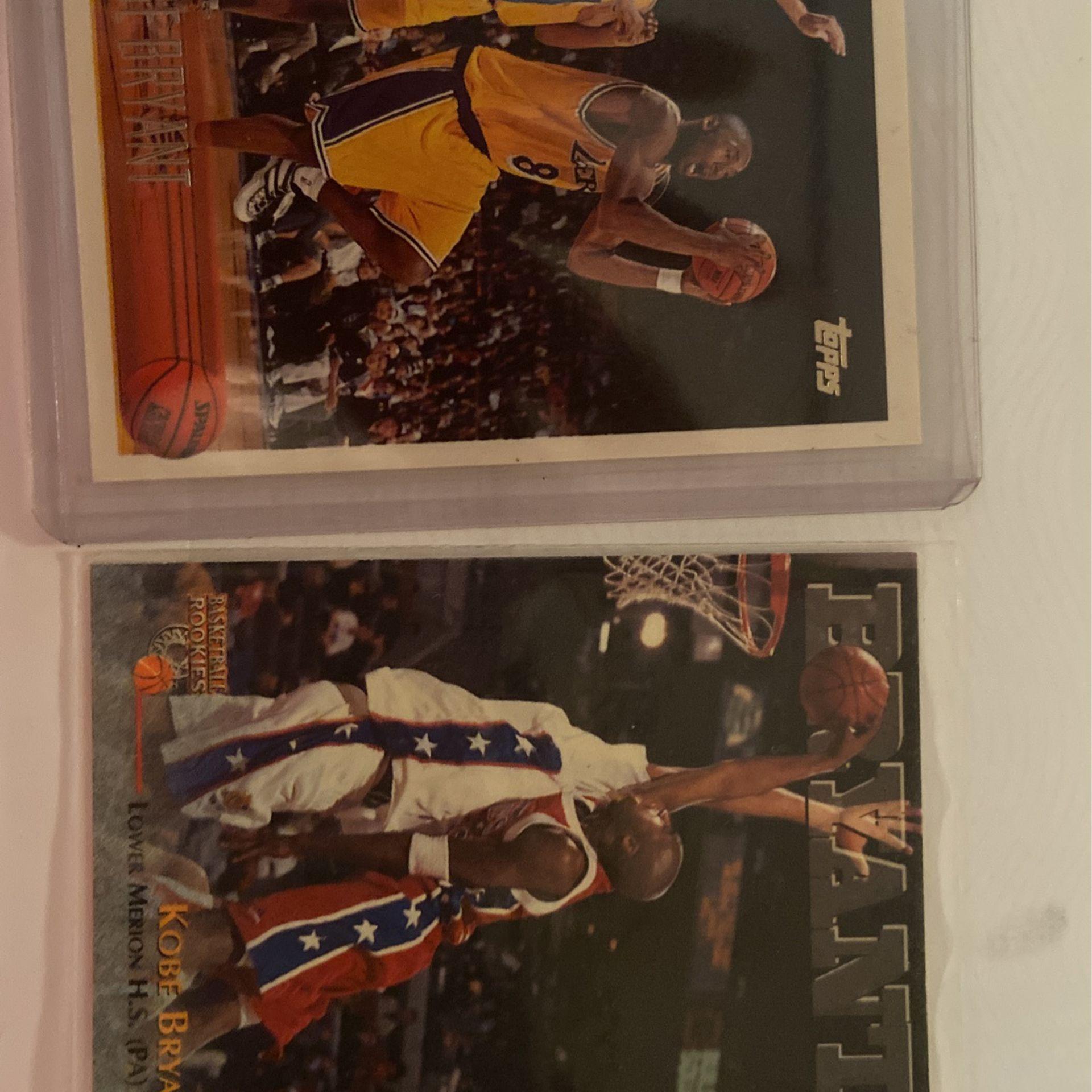 Kobe Bryant Rookie Cards