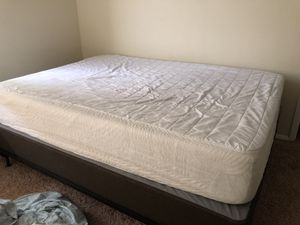 Queen size good quality mattress for Sale in Arlington, VA