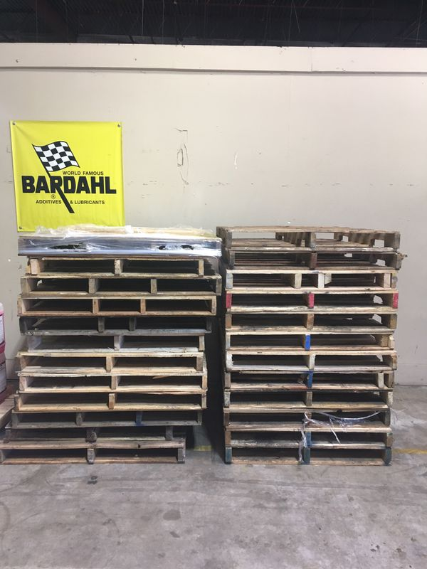 Wooden Pallets for Sale in Houston, TX - OfferUp