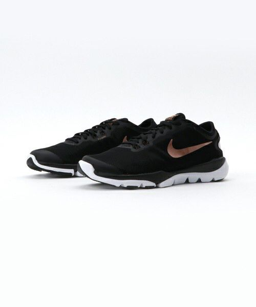 536923ebd610a Nike Flex Supreme TR4 Black Rose Gold Flywire Training Shoes 819026-011 Sz  8.5