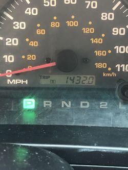 2000 Toyota 4runner Thumbnail