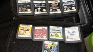 Photo 9 ds games not sale 1 ,2,3,4,5,6,7,8 games just sale all 9 ds games