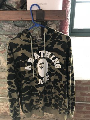 2f77c2c7 New and Used Bape hoodie for Sale in Easley, SC - OfferUp