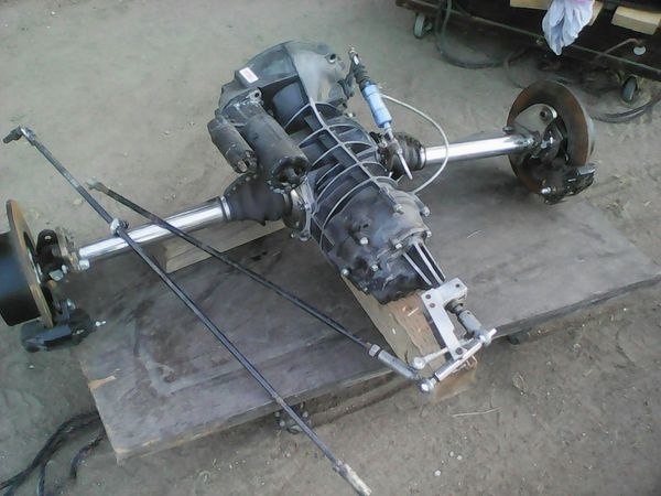 Vw Transmission For Sale >> Vw Transaxle For Mid Engine Professional Built 100 Complete Disk Brakes For Sale In Ontario Ca Offerup
