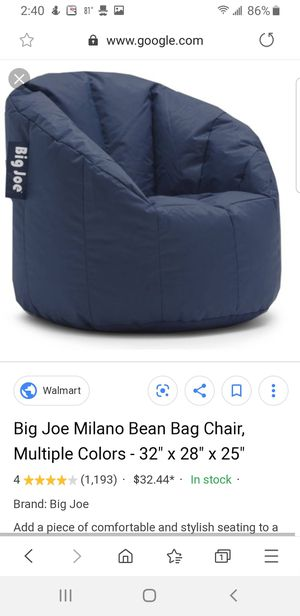 Incredible New And Used Bean Bag Chair For Sale In West Palm Beach Fl Caraccident5 Cool Chair Designs And Ideas Caraccident5Info