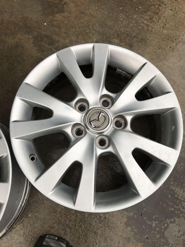 Mazda 3 Rims >> 16 Mazda 3 Rims Wheels For Sale In Fontana Ca Offerup