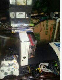 Xbox360&ps3 + games and controllers for Sale in Washington, DC