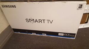 60 inch Samsung HD smart tv 1080p for Sale in PA, US