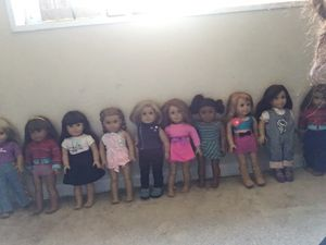 American girl doll lot for Sale in Oxon Hill, MD