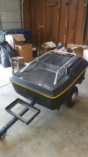 Luggage trailer for mc or auto for Sale in Tucson, AZ