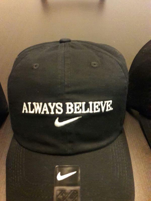 Nike LeBron  Always Believe  Dad Hat for Sale in Olympia 4cdacfd4e44