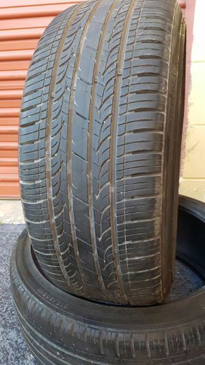 215 40 18 KUMHO 99% TREAD TAKE OFFS BMW MERCEDES LEXUS AUDI INFINITE CORVETTE MUSTANG CHEVY DODGE JAGUAR HONDA ACURA NISSAN for Sale in Tampa, FL