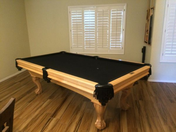 Buckhorn Ft Regulation Pool Table For Sale In Chandler AZ OfferUp - Buckhorn pool table