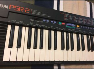 P5R2 Electronic Keyboard for Sale in Boston, MA