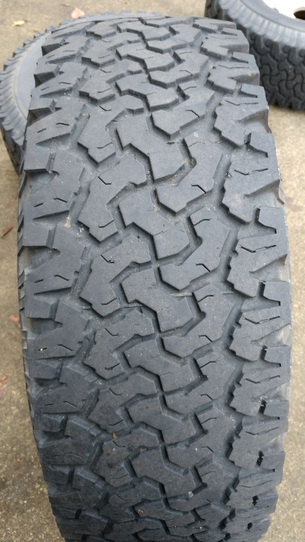 Bf Goodrich Tires And Wheels For Sale In Renton Wa Offerup