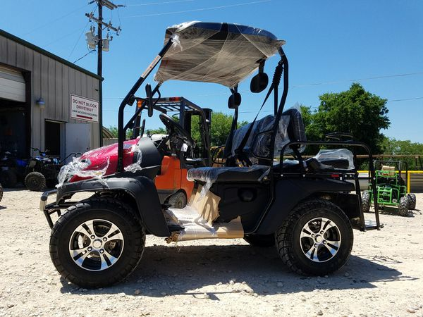 Golf Cart New Hunter Road Sports Inc