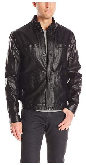 Kenneth Cole moto jacket for Sale in Alexandria, VA