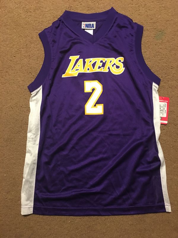 best loved dfefb e153c Lonzo Ball Jersey. Youth 18-20. XL. New. for Sale in San Antonio, TX -  OfferUp