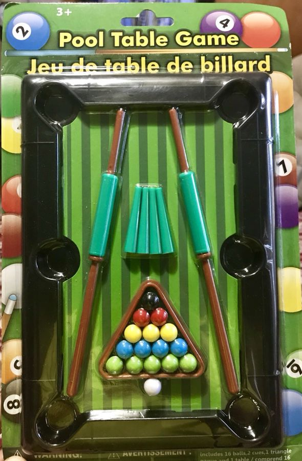 Mini Plastic Pool Table Game For Sale In Key Biscayne FL OfferUp - Pool table key
