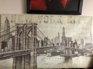 Painting of New York City for Sale in Washington, DC
