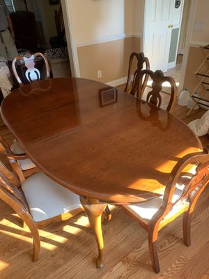 New And Used Dining Table For Sale In Harrisonburg Va Offerup