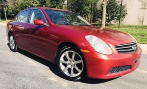 2006 Infiniti G35 •• Bose system •• Priced Cheap for Sale in Fort Washington, MD