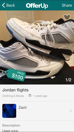 buy online 01f96 d7289 New and Used Air Jordan for Sale in Huntington Park, CA - OfferUp
