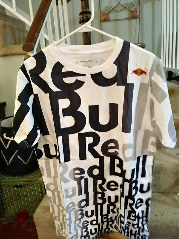 4c3e81c0 Red Bull Athletes Only Collage T-Shirt for Sale in Jacksonville, FL ...