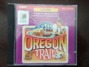 Oregon Trail PC game for Sale in Washington, DC