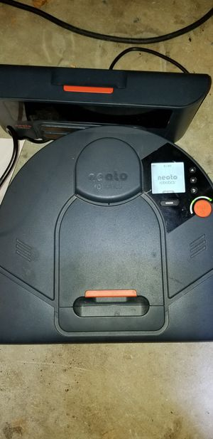 Neato robotic vacuum cleaner for Sale in Germantown, MD