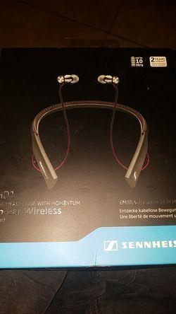 Sennheiser HD1 in-ear Wireless black Thumbnail
