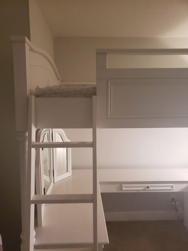 Pottery Barn Desk Loft Bed Chelsea For Sale In Scottsdale