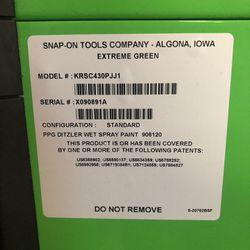 Snap-on Tool Box Thumbnail