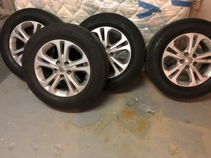5x127 wheels and tires. Michelin tires 265/60/18 for Sale in Alexandria, VA